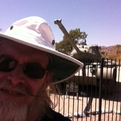 Photo taken at General Patton Memorial Museum by Greg P. on 6/7/2012