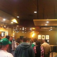 Photo taken at Starbucks by Bryan T. on 4/14/2012