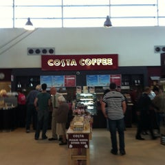 Photo taken at Costa Coffee by Andrew R. on 8/31/2011