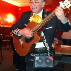 Photo taken at Tres Amigos by Laura G. on 3/25/2012
