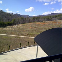 Photo taken at Victoria Valley Vineyards by Cody A. on 1/28/2012
