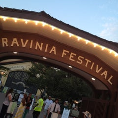 Photo taken at Ravinia Festival by Stephen N. on 6/29/2012