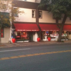 Photo taken at Fellini Cafe by David N. on 11/5/2011