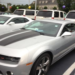 Photo taken at Terry Cullen Chevrolet by Vennie W. on 7/17/2012