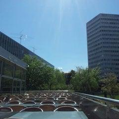 Photo taken at International Telecommunication Union by Gjergji P. on 5/7/2012