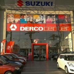 Photo taken at Dercocenter Suzuki by Jorge J. on 1/16/2012