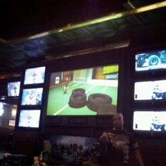 Photo taken at Christie's Sports Bar by Joe M. on 9/9/2012