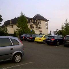 Photo taken at Hotel Hubert by Milos K. on 7/3/2012