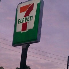 Photo taken at 7-Eleven by Tim L. on 6/2/2011