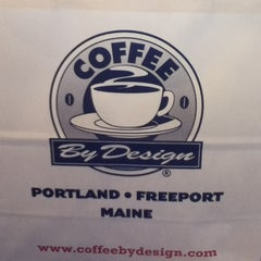 Photo taken at Coffee By Design by Jane H. on 5/18/2012