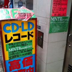 Photo taken at MINT Record by K S. on 8/2/2011