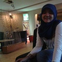 Photo taken at Freshco Cafe by Olipe O. on 10/12/2011