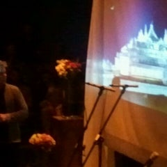 Photo taken at Bodhi Spiritual Center by Justen P. on 1/29/2012