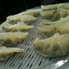 Photo taken at 그집 (Gujip Restaurant) by Alice R. on 7/24/2011