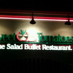 Photo taken at Sweet Tomatoes by Kevin R. on 1/16/2012
