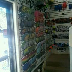 Photo taken at Method Skate Shop by Pj T. on 8/8/2011