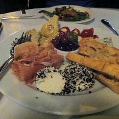 Photo taken at MoS Cafe by Lorri L. on 6/30/2011