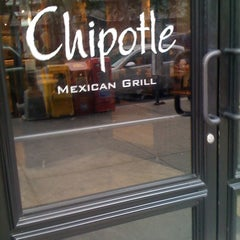 Photo taken at Chipotle Mexican Grill by Christian V. on 6/24/2011
