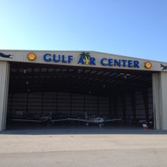 Photo taken at Gulf Air Center At Jack Edwards Airport by John M. on 12/31/2011