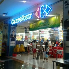 Photo taken at DP Mall by Anggara R. on 9/4/2011
