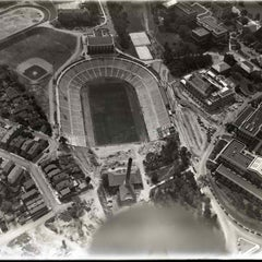 Photo taken at Nippert Stadium by Cincinnati History Photos on 8/5/2011