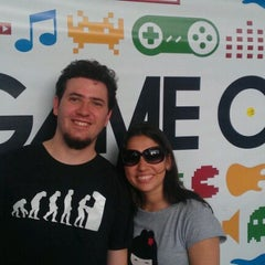 Photo taken at Game On by Homero D. on 1/7/2012