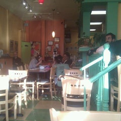 Photo taken at The Pulse Cafe by david l. on 11/20/2011