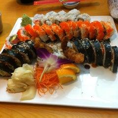 Photo taken at Paya Thai Restaurant by Trina M. on 2/6/2011