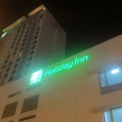 Photo taken at Holiday Inn by Joseph L. on 1/23/2012