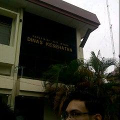 Photo taken at Dinas Kesehatan Kota Medan by emirul™♔ on 9/26/2011