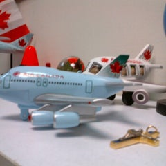 Photo taken at Air Canada back office by Carlos B. on 3/15/2012