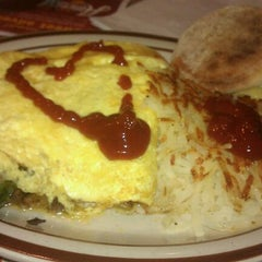 Photo taken at Denny's by Andrea D. on 7/21/2012