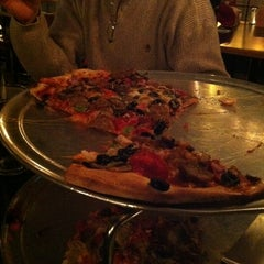 Photo taken at Krueger Flatbread by Connor T. on 1/5/2012