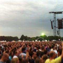 Photo taken at Goffertpark by Walter K. on 6/28/2012