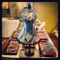 Photo taken at Dallas Handmade Arts Market by Dallas Handmade A. on 9/1/2012