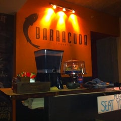 Photo taken at Barracuda Taqueria by Jeff P. on 12/31/2010