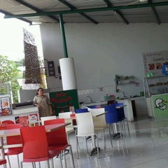 Photo taken at Newton Food Court by Rica J. on 12/3/2011