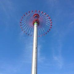 Photo taken at Windseeker by Tyler M. on 6/13/2012