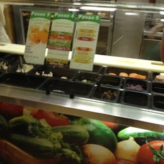 Photo taken at Subway by Rute G. on 4/18/2012