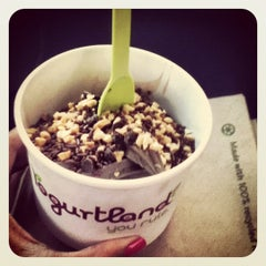 Photo taken at Yogurtland by Iracmay L. on 6/5/2012