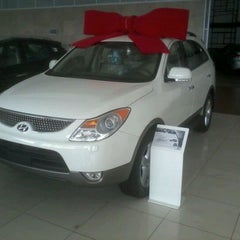 Photo taken at Hyundai Caoa by Anderson A. on 3/29/2012