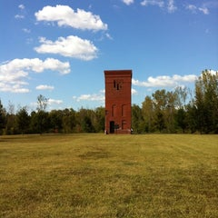 Photo taken at Whittier Mill Village by Beth G. on 10/8/2011