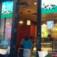 Photo taken at Ben & Jerry's by Image T. on 9/25/2011