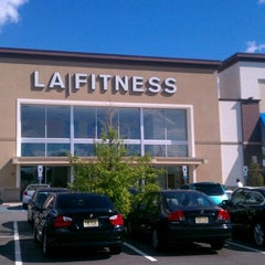 Photo taken at LA Fitness by Diego T. on 8/12/2011