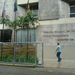 Photo taken at Tribunal Regional do Trabalho da 8ª Região by Sérgio M. on 6/26/2012