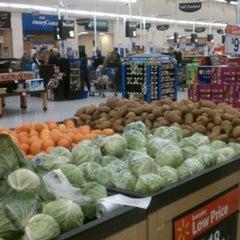 Photo taken at Walmart Supercenter by GRAY on 1/2/2012