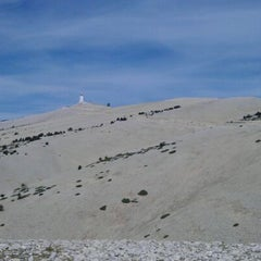 Photo taken at Mont Ventoux by Bramula on 8/31/2011