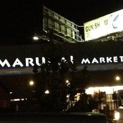 Photo taken at Marukai Market by Mark W. on 12/14/2011