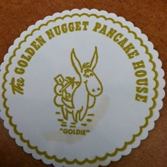 Photo taken at The Golden Nugget Pancake House by Tirso S. on 10/14/2011