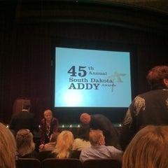 Photo taken at Orpheum Theater Center by Joe K. on 3/12/2011